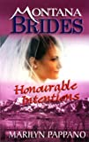 Honourable Intentions (Montana Brides) (0373047223) by Pappano, Marilyn