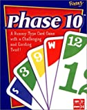 Phase 10: A Rummy Type Card Game With a Challenging and Exciting Twist