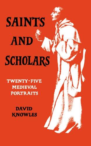 Saints & Scholars, David Knowles
