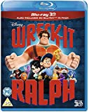 Wreck-It Ralph [Blu-ray 3D + Blu-ray] [2012] [Region Free]