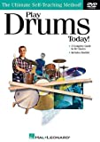 Play Drums Today [DVD]