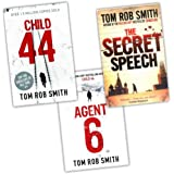 Tom Rob Smith 3 Books Collection Pack Set RRP: 32.97 (The Secret Speech, Chi...