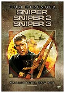 Sniper Collector's Box Set: Sniper, Sniper 2, and Sniper 3