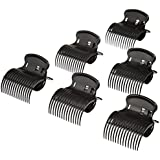 FHI Runway IQ Session Styling Roller Grip Clips - Pack of 6