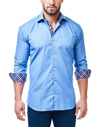 Maceoo Men's Luxor Multi Shirt