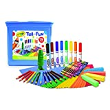 Kit Crayola Art Tub 75 piezas