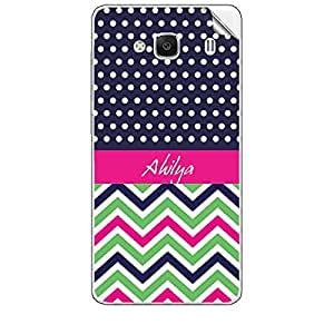 Skin4Gadgets Ahilya Phone Skin STICKER for XIAOMI REDMI 2