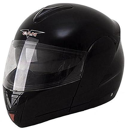 Protectwear kH-v210-mT-xL casque de moto, casque intégral de moto taille casque à visière avec pare-soleil intégrée