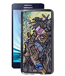 Aart Designer Luxurious Back Covers for Samsung Galaxy A3 + Portable & Bendable Silicone, Super Bright LED Lamp, 360 Degree Flexible by Aart Store.