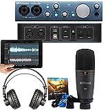 Presonus AudioBox iTwo Studio Complete Mobile Hardware/Software Recording Kit