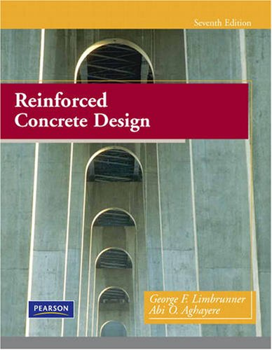Reinforced Concrete Design (7th Edition) - Prentice Hall - 0135044359 - ISBN: 0135044359 - ISBN-13: 9780135044353