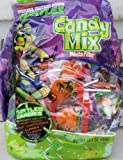 Teenage Mutant Ninja Turtles Candy Mix Pinata Filler With Fruit Chews, Candy Characters, Gummies, And Lollipops!