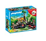 Playmobil 4847 Treasure Hunter with Metal Detector