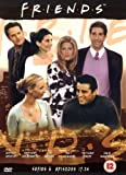Friends: Series Six, Episodes 17-24 [Region 2]