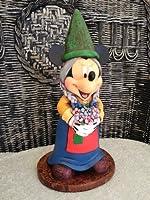 Disney Minnie Mouse Gnome Garden Figurine Figure Statue