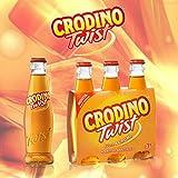 CRODINO TWIST Zitrusfrüchte - 06 Flaschen à 175 ml -Aperitiv