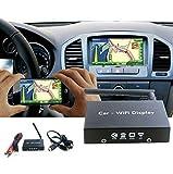 サンピエ(SUNPIE)CAR WiFiインターフェースアダプター ディスプレイシステム Miracast AirPlay 対応 DISPLAY スマートフォン 無線接続