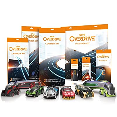 Anki Overdrive Expansion Track Launch Kit by Anki, Inc.