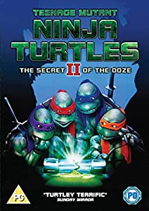 Teenage Mutant Ninja Turtles - II - The Secret of The Ooze [DVD]