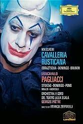 Cavalleria Rusticana (Pagliacci) [DVD]