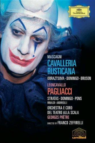 Cavalleria Rusticana(domingo -brusson)  - Pagliacci - DVD