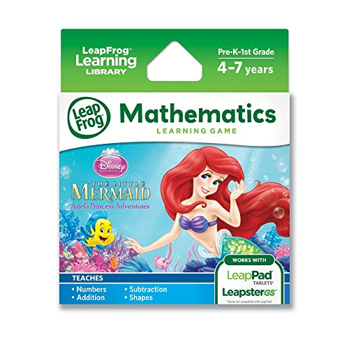 Leapfrog Leapfrog Disney The Little Mermaid Learning Game (For Leappad Tablets And Leapstergs)