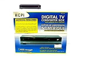 Kcpi Dt504 Digital Tv Converter Box