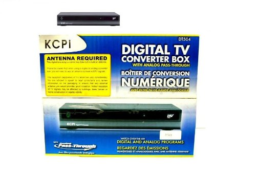 Kcpi Dt504 Digital Tv Photo