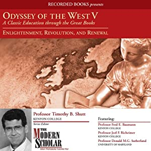 Odyssey of the West, Part V Lecture