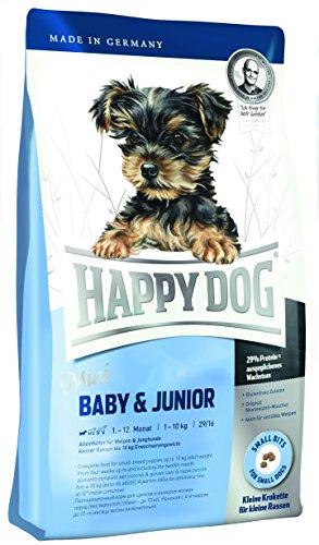 Happy Dog Hundefutter 3413 Mini Baby & Junior 29 4 kg