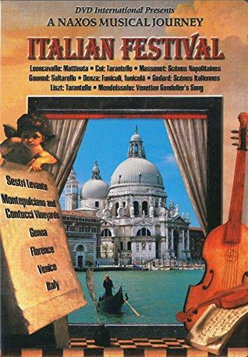 Italian festival: scenes of Italy