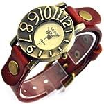 Geneva Ladies Wristwatches Big Dial G...
