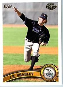 2011 Topps Pro Debut Baseball Card # 7 J.R. Bradley Missoula Osprey MiLB (Prospect... by Topps