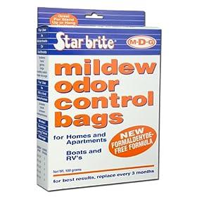 Star brite MDG Mildew Odor Control Bags (2 pack)