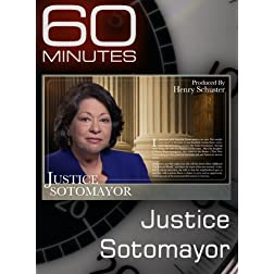 60 Minutes - Justice Sotomayor