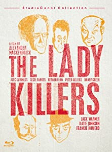 The Ladykillers (The Studio Canal Collection) [Blu-ray]