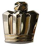 ベイロードヨコハマ ゴールドメッキエンブレム クラウン18系 ロイヤルサルーン グリル用王冠マーク
