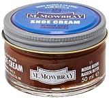 [エムモゥブレィ] M.MOWBRAY シュークリームジャー 20245 (ミディアムブラウン)