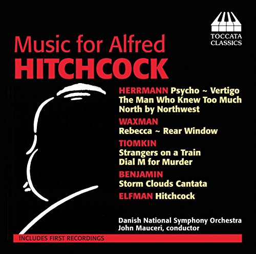 Soundtrack - Music for Alfred Hitchcock (CD)