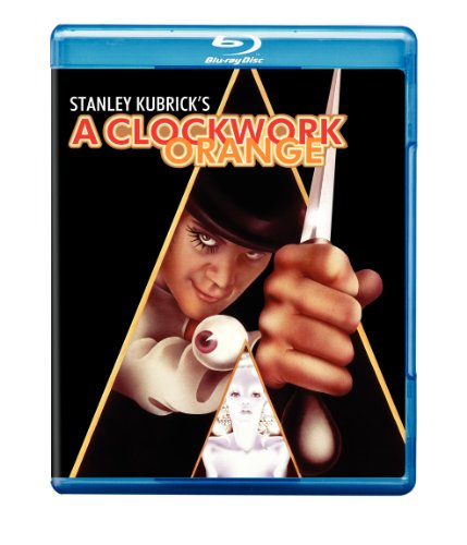 Cover art for  A Clockwork Orange [Blu-ray]