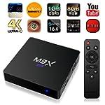 Bqeel M9X Android TV Box Amlogic S905...