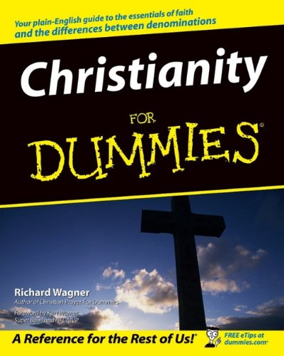 Christianity For Dummies front-1028905