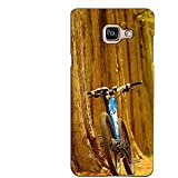 PrintVisa Designer Back Case Cover For Samsung Galaxy On Max (Cycling On Hills A Great Sport)