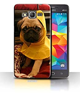 PrintFunny Designer Printed Case For SamsungGrand