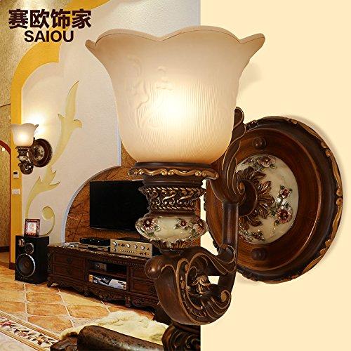 midtawer-Continental-Wandleuchten-schlafzimmer-bett-Lampen-Wohnzimmer-Schrankbett-Lampen-Retro-American-Treppe-zum-Flur-Leuchten-Single-Head-Wandleuchten