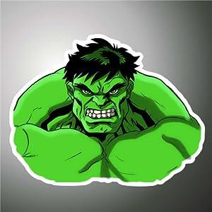 Adesivo Hulk Comics Cartoon cartoni animati sticker   recensioni dei clienti