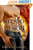 Blood of the Demon (Demons of Infernum)