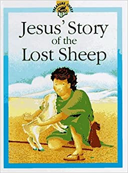 Jesus Story Lost Sheep Little Treasures Library