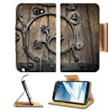Church Door Wood History D??cor Samsung Galaxy Note 2 N7100 Flip Case ... shopping show
