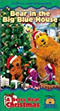 Bear in the Big Blue House: A Berry Bear Christmas [VHS]